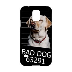 Bad Dog Samsung Galaxy S5 Hardshell Case  by Valentinaart
