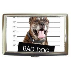 Bad Dog Cigarette Money Cases by Valentinaart