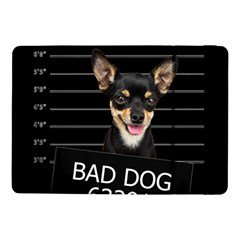 Bad Dog Samsung Galaxy Tab Pro 10 1  Flip Case by Valentinaart