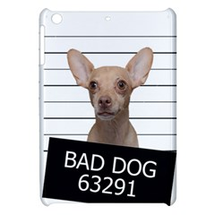 Bad Dog Apple Ipad Mini Hardshell Case by Valentinaart