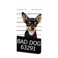 Bad Dog Samsung Galaxy Alpha Hardshell Back Case by Valentinaart