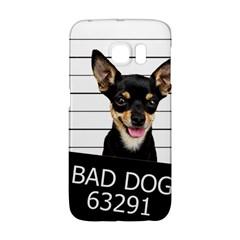 Bad Dog Galaxy S6 Edge by Valentinaart
