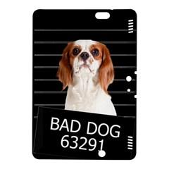 Bad Dog Kindle Fire Hdx 8 9  Hardshell Case by Valentinaart
