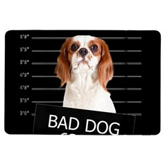 Bad Dog Ipad Air Flip by Valentinaart