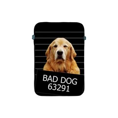 Bad Dog Apple Ipad Mini Protective Soft Cases by Valentinaart