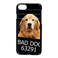 Bad Dog Apple Iphone 7 Seamless Case (black) by Valentinaart