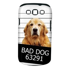 Bad Dog Samsung Galaxy S Iii Classic Hardshell Case (pc+silicone) by Valentinaart