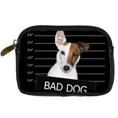 Bad Dog Digital Camera Cases by Valentinaart