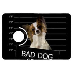 Bad Dog Kindle Fire Hdx Flip 360 Case by Valentinaart
