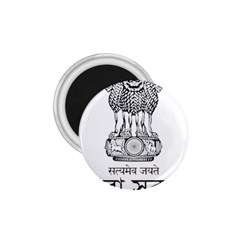 Seal Of Indian State Of Tripura 1 75  Magnets by abbeyz71