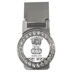 Seal Of Indian State Of Tripura Money Clips (cz)  by abbeyz71
