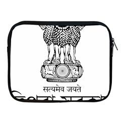 Seal Of Indian State Of Tripura Apple Ipad 2/3/4 Zipper Cases by abbeyz71
