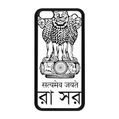 Seal Of Indian State Of Tripura Apple Iphone 5c Seamless Case (black) by abbeyz71
