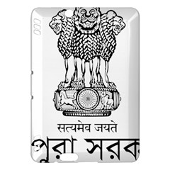 Seal Of Indian State Of Tripura Kindle Fire Hdx Hardshell Case by abbeyz71