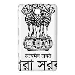 Seal Of Indian State Of Tripura Samsung Galaxy Tab 4 (7 ) Hardshell Case  by abbeyz71