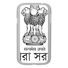 Seal Of Indian State Of Tripura Samsung Galaxy Grand Duos I9082 Case (white) by abbeyz71