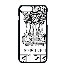 Seal Of Indian State Of Tripura Apple Iphone 7 Plus Seamless Case (black) by abbeyz71
