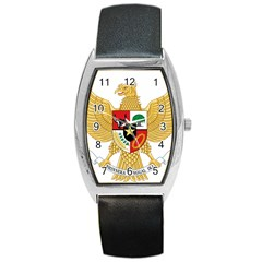 National Emblem Of Indonesia  Barrel Style Metal Watch by abbeyz71