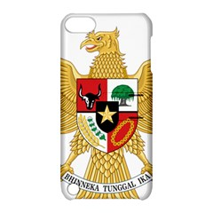 National Emblem Of Indonesia  Apple Ipod Touch 5 Hardshell Case With Stand by abbeyz71