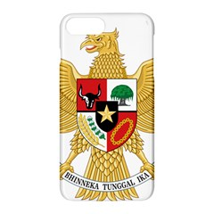 National Emblem Of Indonesia  Apple Iphone 7 Plus Hardshell Case by abbeyz71