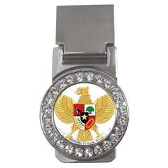 National Emblem Of Indonesia  Money Clips (cz)  by abbeyz71