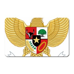National Emblem Of Indonesia  Magnet (rectangular) by abbeyz71