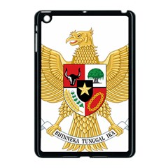 National Emblem Of Indonesia  Apple Ipad Mini Case (black) by abbeyz71