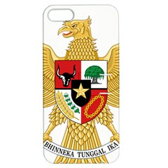 National Emblem Of Indonesia  Apple Iphone 5 Hardshell Case With Stand by abbeyz71