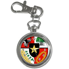 Shield Of National Emblem Of Indonesia Key Chain Watches by abbeyz71