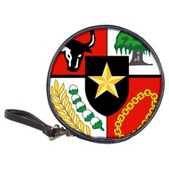 Shield Of National Emblem Of Indonesia Classic 20 Cd Wallets by abbeyz71