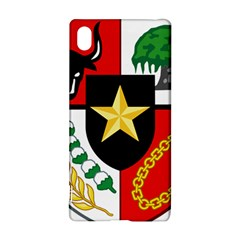 Shield Of National Emblem Of Indonesia Sony Xperia Z3+ by abbeyz71