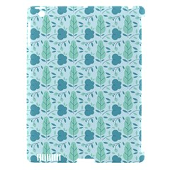 Seamless Floral Background  Apple Ipad 3/4 Hardshell Case (compatible With Smart Cover) by TastefulDesigns
