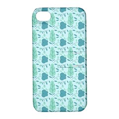 Seamless Floral Background  Apple Iphone 4/4s Hardshell Case With Stand by TastefulDesigns