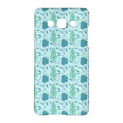 Seamless Floral Background  Samsung Galaxy A5 Hardshell Case  by TastefulDesigns