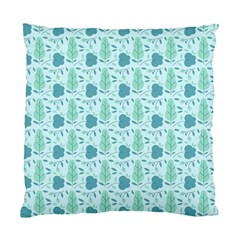 Seamless Floral Background  Standard Cushion Case (two Sides) by TastefulDesigns