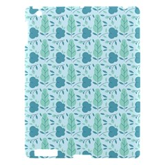 Seamless Floral Background  Apple Ipad 3/4 Hardshell Case by TastefulDesigns