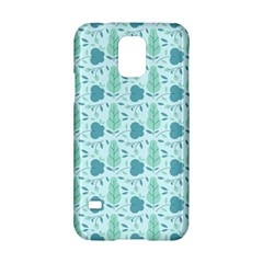Seamless Floral Background  Samsung Galaxy S5 Hardshell Case  by TastefulDesigns