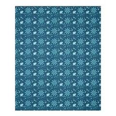 Seamless Floral Background  Shower Curtain 60  X 72  (medium)  by TastefulDesigns