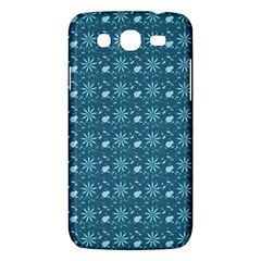 Seamless Floral Background  Samsung Galaxy Mega 5 8 I9152 Hardshell Case  by TastefulDesigns