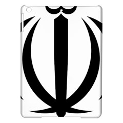 Emblem Of Iran Ipad Air Hardshell Cases by abbeyz71