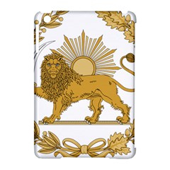 Lion & Sun Emblem Of Persia (iran) Apple Ipad Mini Hardshell Case (compatible With Smart Cover) by abbeyz71