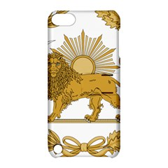 Lion & Sun Emblem Of Persia (iran) Apple Ipod Touch 5 Hardshell Case With Stand by abbeyz71