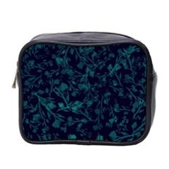 Leaf Pattern Mini Toiletries Bag 2 Side by berwies