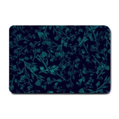 Leaf Pattern Small Doormat  by berwies