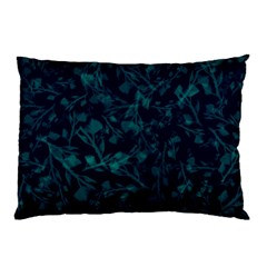 Leaf Pattern Pillow Case (two Sides) by berwies