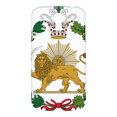 Imperial Coat Of Arms Of Persia (iran), 1907 1925 Samsung Galaxy S4 I9500/i9505 Hardshell Case by abbeyz71