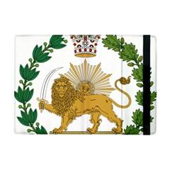 Imperial Coat Of Arms Of Persia (iran), 1907 1925 Apple Ipad Mini Flip Case by abbeyz71