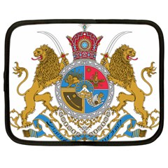 Sovereign Coat Of Arms Of Iran (order Of Pahlavi), 1932 1979 Netbook Case (xxl)  by abbeyz71
