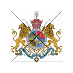 Sovereign Coat Of Arms Of Iran (order Of Pahlavi), 1932 1979 Acrylic Tangram Puzzle (4  X 4 ) by abbeyz71