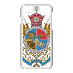 Sovereign Coat Of Arms Of Iran (order Of Pahlavi), 1932 1979 Apple Iphone 7 Seamless Case (white) by abbeyz71
